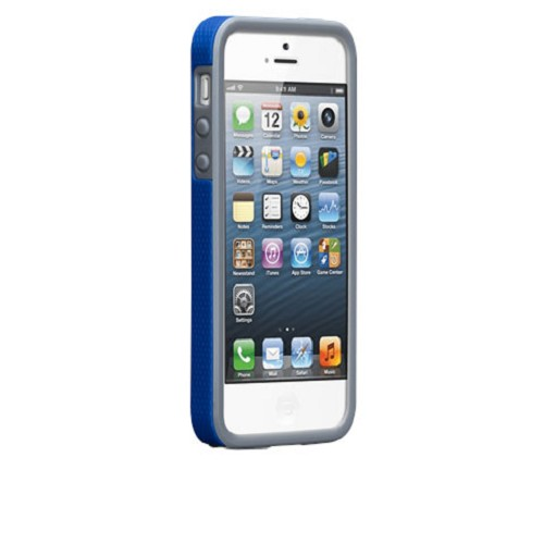 CASEMATE Tough [CM022472] - Marine Blue / Titanium Grey - Casing Handphone / Case